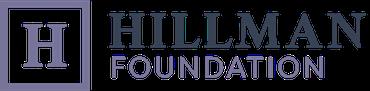 Hillman Foundtion logo 370 pixels
