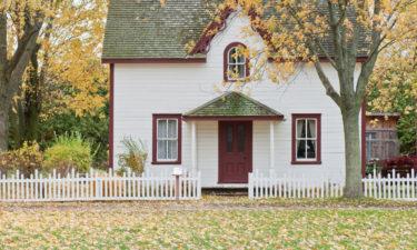 a quaint home